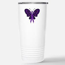 Fibromyalgia Awareness Travel Mug