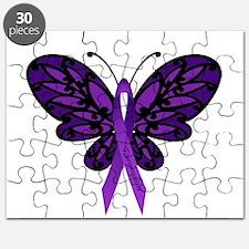 Fibromyalgia Awareness Puzzle