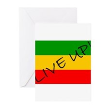 Live Up! Greeting Cards (Pk of 20)