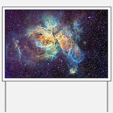 Eta Carinae Nebula - Yard Sign