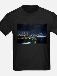 Singapore Skyline T