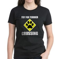 Toy Fox Terrier Crossing T-Shirt
