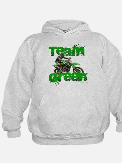 Team Green 2013 Hoodie