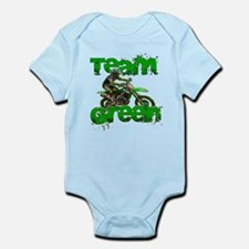 Team Green 2013 Body Suit