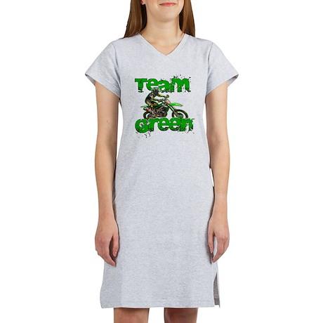 Team Green 2013 Women's Nightshirt