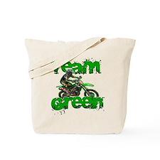 Team Green 2013 Tote Bag