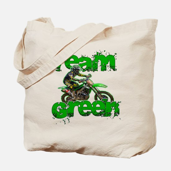 Team Green 2013 Tote Bag