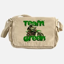 Team Green 2013 Messenger Bag