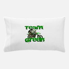 Team Green 2013 Pillow Case