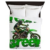Motorcross Queen Duvet Covers