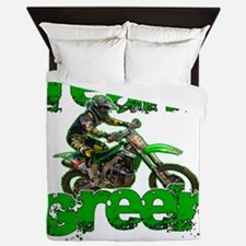 Team Green 2013 Queen Duvet