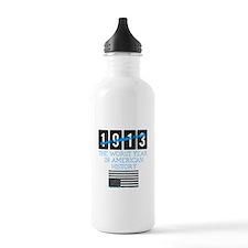 1913 Water Bottle