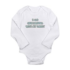 Geocaching Daddy Body Suit