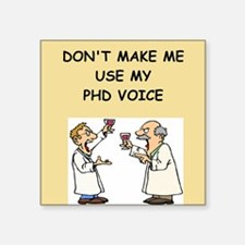 phd Sticker