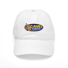 Camel Towing Logo Baseball Baseball Cap