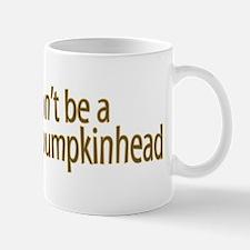 Poopy Pumpkinhead Boo Mug