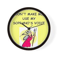 soprano, Wall Clock