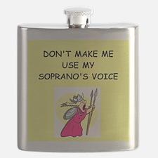 soprano, Flask