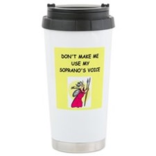 soprano, Travel Mug