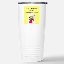 soprano, Travel Mug