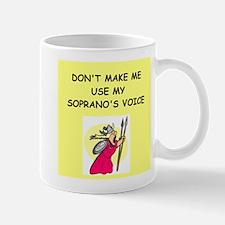 soprano, Mug