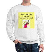 soprano, Sweatshirt