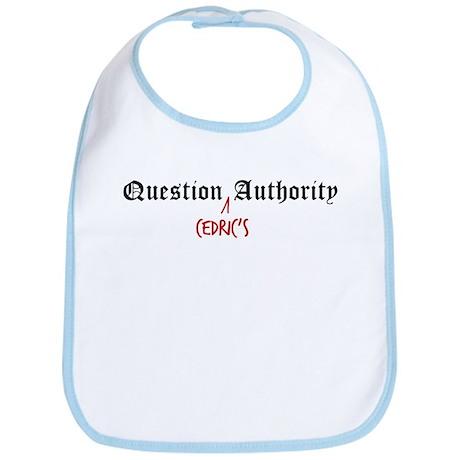 Question Cedric Authority Bib