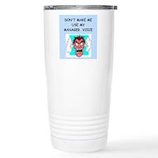 manager Travel Mug