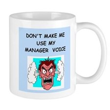 manager Small Mugs