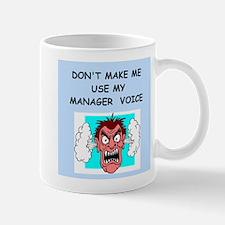 manager Small Mugs