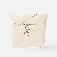 Unique Keep calm ibclc Tote Bag