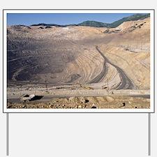 Copper mine - Yard Sign