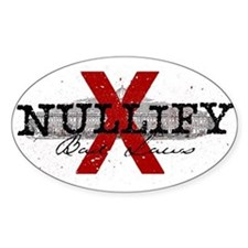 Nullify Bad Laws Decal