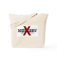 Nullify Bad Laws Tote Bag