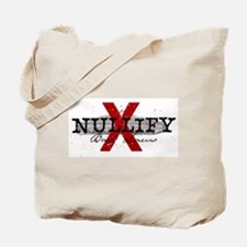 Nullify Bad Laws Tote Bag