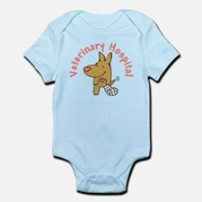 Veterinary Hospital Body Suit