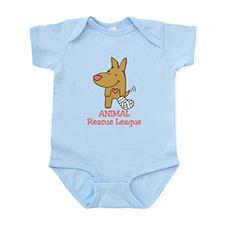 Animal Rescue League Body Suit