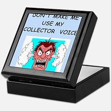 collector Keepsake Box