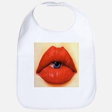Lip eye Bib