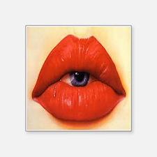 Lip eye Sticker