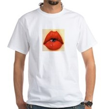 Lip eye T-Shirt