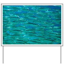 Herring shoal - Yard Sign