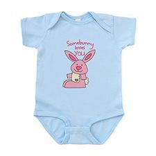 Somebunny Loves You Infant Bodysuit