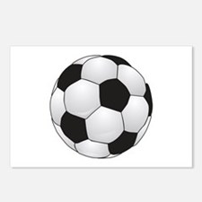Soccerball II Postcards (Package of 8)