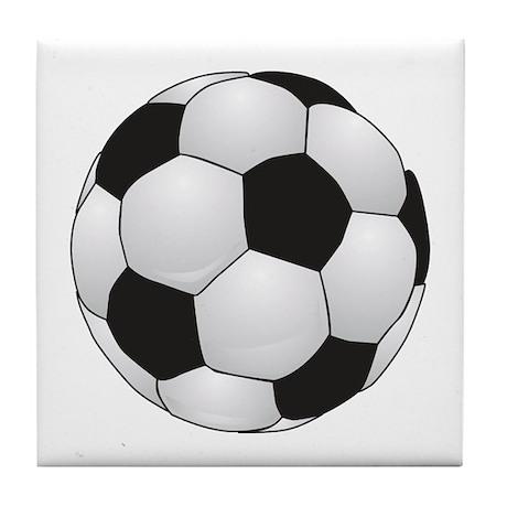 Soccerball II Tile Coaster