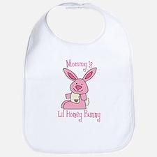 Mommy's Lil' Honey Bunny Bib