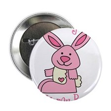 """Mommy's Lil' Honey Bunny 2.25"""" Button"""