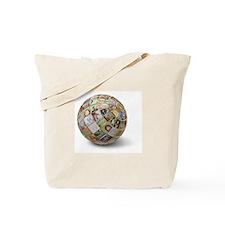 Art world of Kean Butterfield Tote Bag