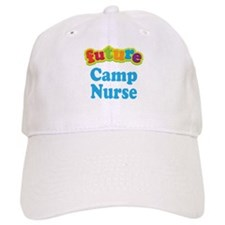 Future Camp Nurse Baseball Cap