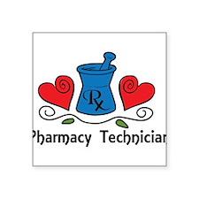 Pharmacy Technician Sticker